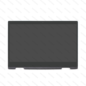 Image 3 - FHD LED 液晶ディスプレイ Assambly タッチスクリーンデジタイザ + ベゼル Hp 羨望 X360 15 bq051sa 15 bq003au 15 bq150na 15 bq051nr