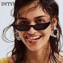 Dytymj солнцезащитные очки «кошачий глаз» Для женщин 2020 Винтаж