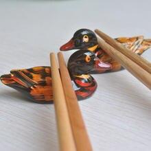 5 шт/лот творческий японский Стиль деревянные палочки для еды
