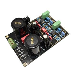 Image 5 - vinyl player NE5532 LME49720NA OPA2111 MM MC phono HiFi amplifier reference Germany DUAL circuit DIY kit finished  board B3 005