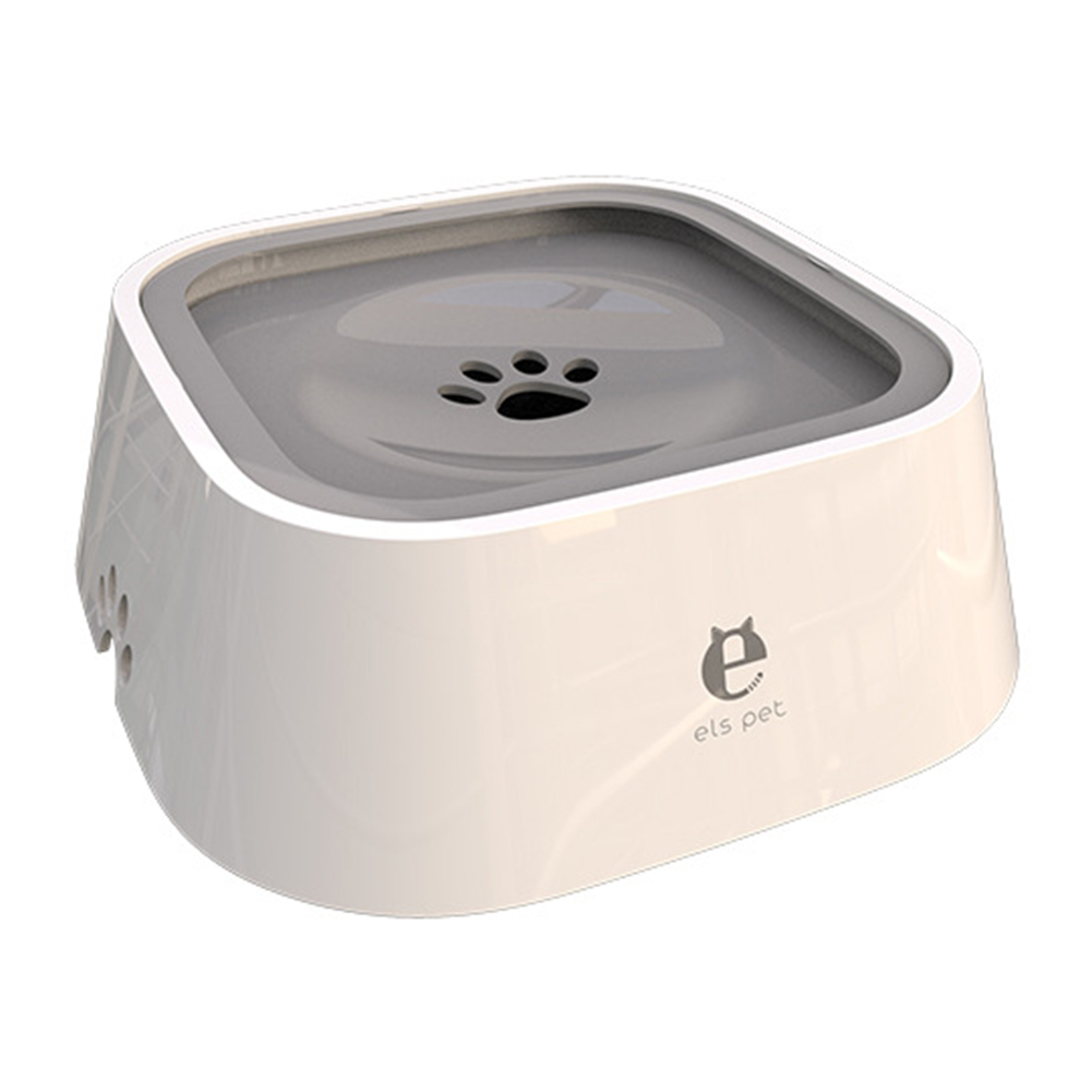 Small Animal Feeders Travel Portable Drinking Water Non Toxic Storage Dog Cat Large Capacity Floating Pet Bowl Fountain