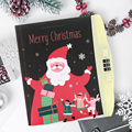Записная книжка Рождественский подарок записная книжка s журнал B6 Дневник для путешественников Еженедельный ежемесячный планировщик Орга...