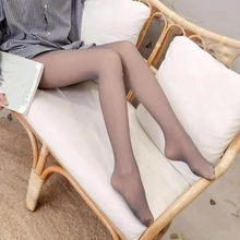 Sexy Women Leggings Gothic Insert Mesh Design Trousers Pants Big Size Black Sportswear Stepping on leggings Light leg artifact(China)
