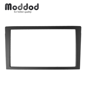 Image 1 - Double 2 Din Fascia for MAZDA MPV Premacy Radio DVD Stereo Panel Dash Mounting kit CD Plate Refit Installation Trim Frame Bezel