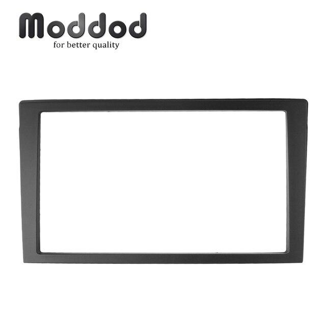 Double 2 Din Fascia for MAZDA MPV Premacy Radio DVD Stereo Panel Dash Mounting kit CD Plate Refit Installation Trim Frame Bezel