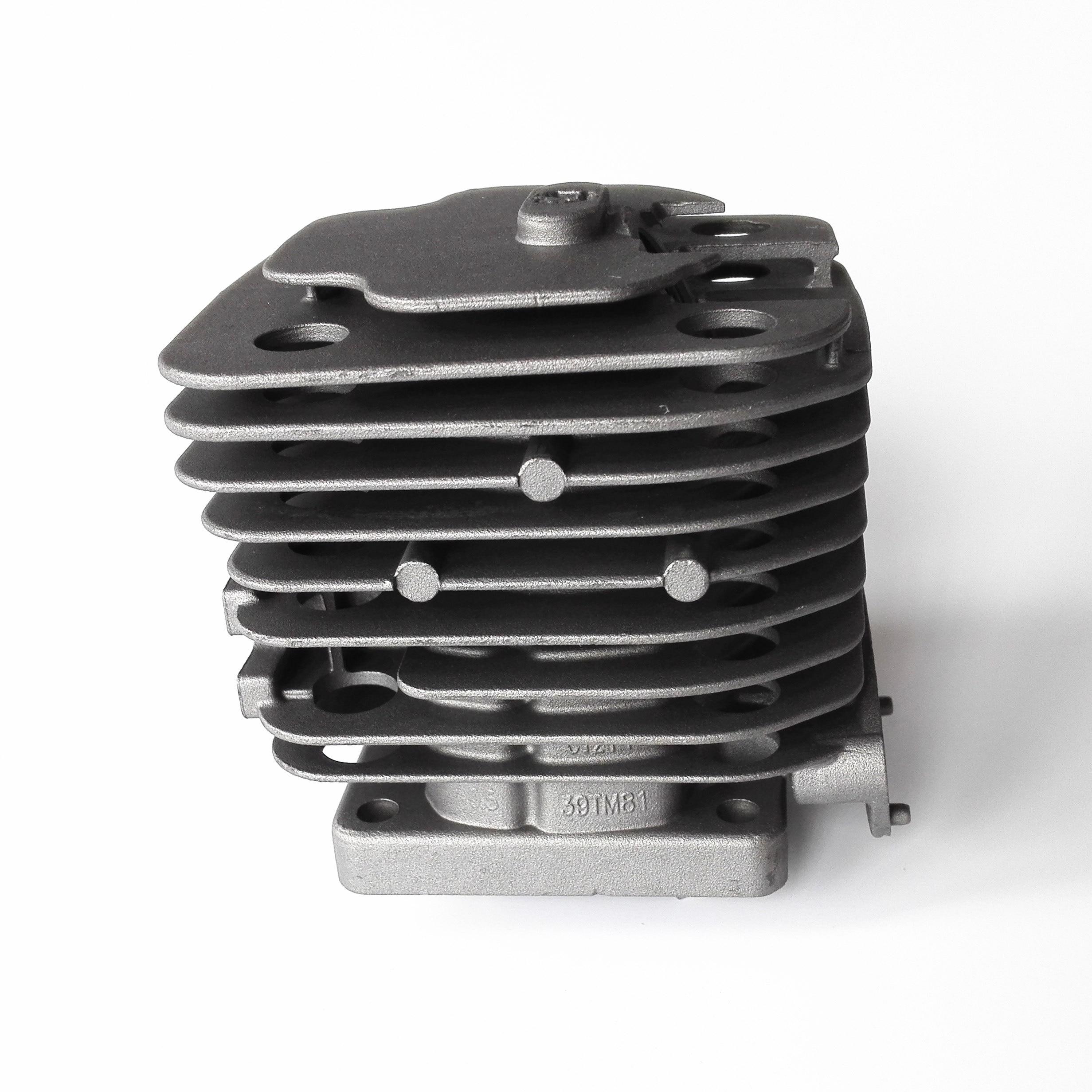 3800 38cc essence cylindre tronçonneuse et piston set dia: - Outils de jardinage - Photo 3