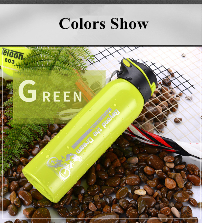 Hd670814804d94f4ab82643e633a58cdcK 500ML Sport thermos water bottle Thermo Mug Stainless Steel Vacuum Flask mug with straw Insulation Cup Thermoses tthermal bottl