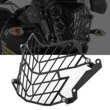 Protection des phares en Aluminium pour moto Yamaha Tenere 700 TENERE 700 Tenere700, couvercle de Protection, grille de Protection