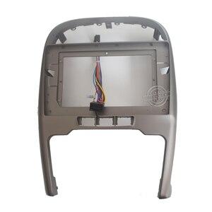 Image 5 - HACTIVOL 2 Din 자동차 라디오 페이스 플레이트 프레임 Chery Tiggo 3 2014 2015 자동차 DVD GPS Navi 플레이어 패널 대시 마운트 키트 자동차 제품