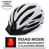 White LED Helmet