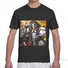Lobo bastich camiseta masculina feminina por todo o lado impressão moda menina t camisa menino topos camisetas de manga curta