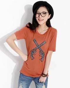 Женская футболка, женская футболка, летняя одежда цвета хаки
