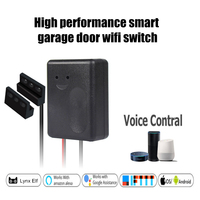 New Household US Standard Garage Door Switch Wifi Intelligent Timing Switch Remote Control Smart Switch