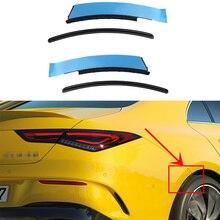Extension-Wheel Trim-Fender Rear-Bumper-Cover Flare CLA200 CLA45 Mercedes C118 for Eyebrow-Lip
