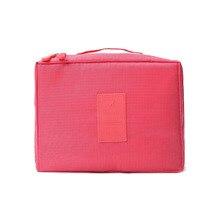 Cosmetic bag for eyelash extension Travel bag Outdoor Girl quick Makeup Bag lady Organizer Waterproof Nylon beautician
