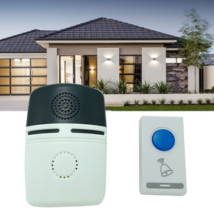 Wire-free led DoorBell AC Powe