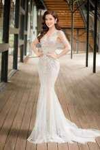 Сексуальное длинное кружевное платье с v образным вырезом платья
