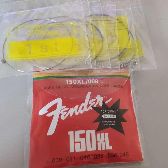 Electric guitar string 1 set 150XL-009 nickel wound ultra light steel guitar accessories