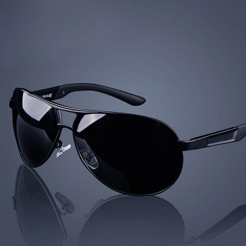 Новинка 2020 классические мужские поляризованные солнцезащитные очки Polaroid для вождения Пилот солнцезащитные очки мужские очки солнцезащитн...
