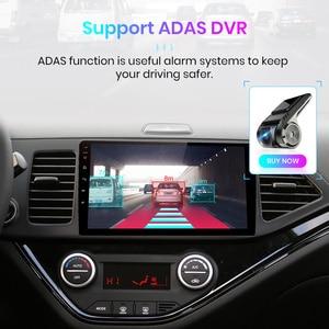 Image 4 - Junsun V1 4G + 64G CarPlay אנדרואיד 10 DSP עבור Kia Picanto 2011   2014 רכב רדיו מולטימדיה וידאו נגן GPS RDS 2 דין dvd