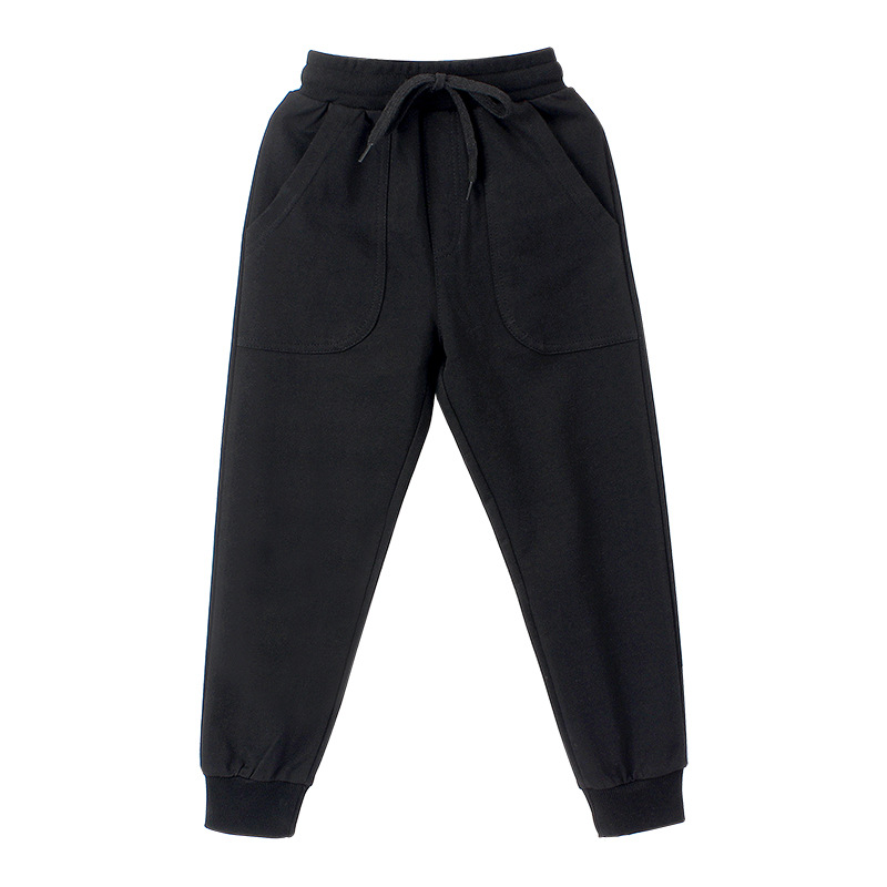 Boys sweatpants new style boys pants fashion casual children's pants young children boys clothing 6 8 10 12 14 Y kids clothes 6