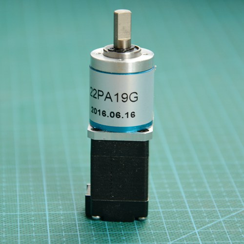Planetary Stepping Motor Nema8 Small Volume Reducer