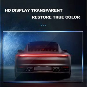 Image 4 - Navigation GPS Display Screen Tempered Glass Protective Film Protector for Porsche Panamera Cayenne Macan 2010 2019 0.3mm Thin