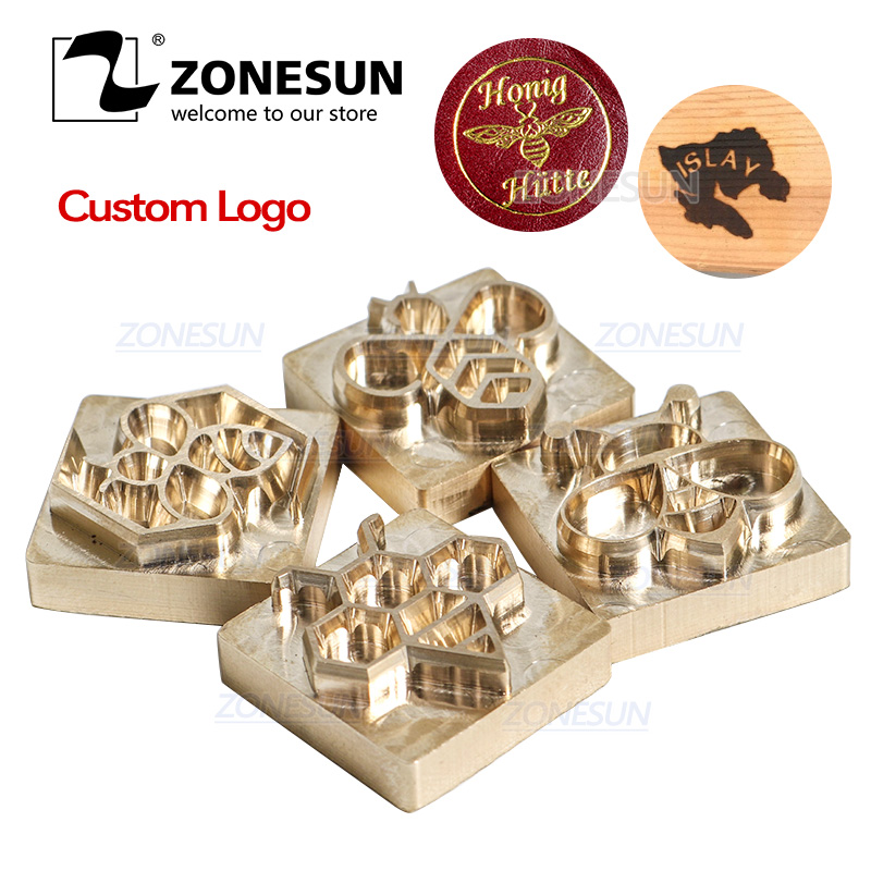 Machenical Leather Hot Foil Stamping Embossing Machine Letter Mold Bronzing