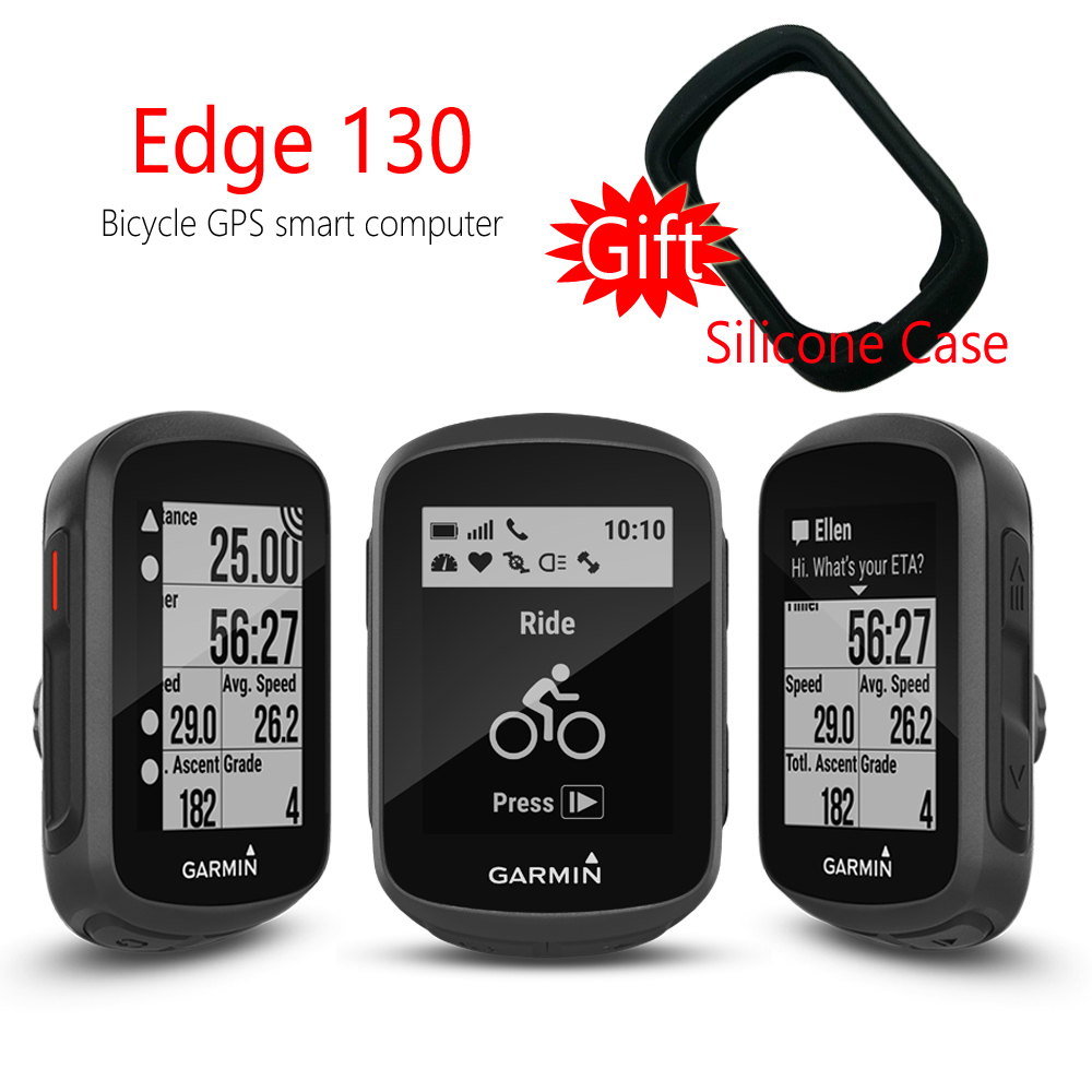 GARMIN EDGE 130 Bicycle GPS computer Cycling wireless waterproof speedometer ANT+
