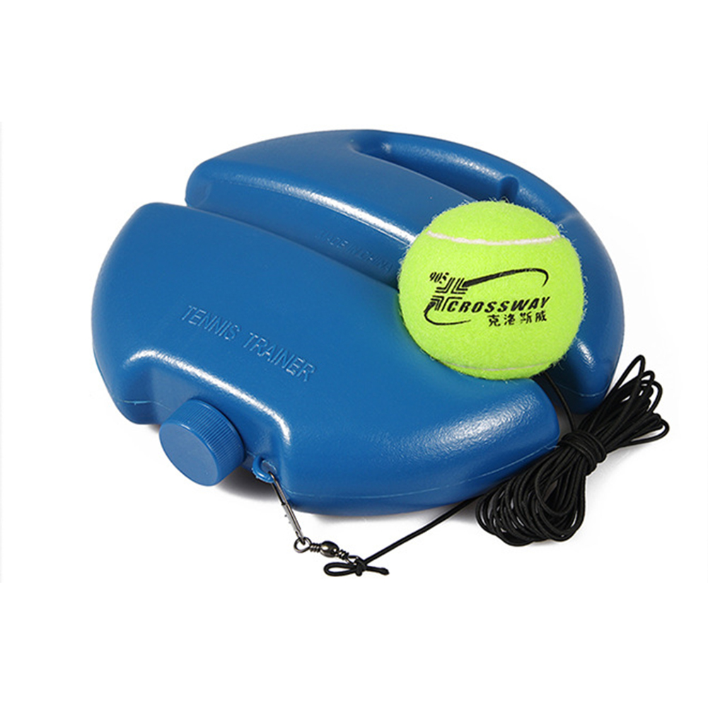With Ball Accessories Heavy Duty Rebound Self Study Device Aids Training Tool Primary Sparring Exercise Tennis Baseboard Trainer