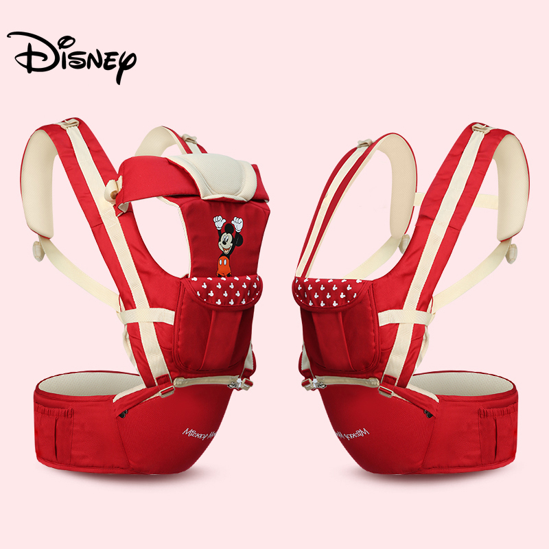 Disney Ergonomic Baby Carrier Backpack Infant Sling Toddler Waist Wrap Carrier Baby Holder Kangaroo Hipsit Minnie Belt 360 Gear