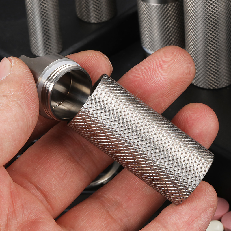 portatil de titanio a prova dwaterproof agua 05