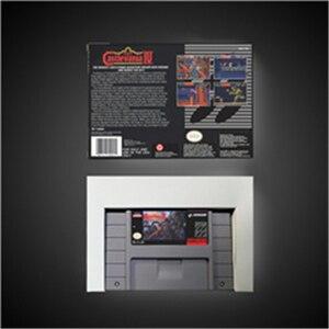 Image 2 - سوبر Castlevania IV 4 عمل بطاقة الألعاب نسخة الولايات المتحدة مع صندوق البيع بالتجزئة