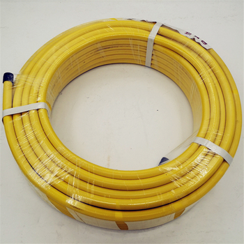 10 meters DN15 1/2 inch Domestic natural gas pipe 304 stainless steel Metal corrugated hose Cooker Water heater accessories image