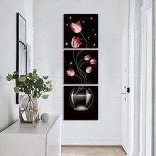 Настенная живопись 3 панели плакаты принты на холсте картина