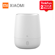 ! New XIAOMI MIJIA Happy life Humidifier HL Aromatherapy diffuser Machine Quiet Air broadcast aroma essential oil Mist Maker