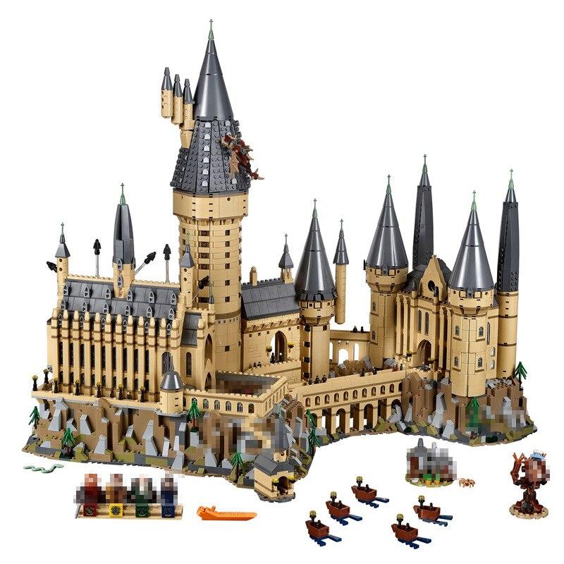 16060 Magic Hogwartes Castle 71043 39170 11025 Building Blocks Bricks Kids Educational Toys For Children