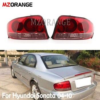 MZORANGE Tail light for Hyundai Sonata 04-10 Rear Car Styling Car Led Tail lamp tail light assembly