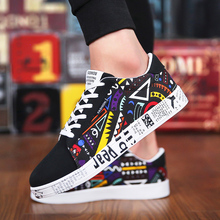 little white shoes 2020 new women s shoes korean version of the trend of wild breathable sports casual shoes spring and autumn 2020 New Men's Shoes Wild Casual Canvas Tide Shoes Korean Version of The Trend of Sports Summer Low-top Breathable Board Shoes