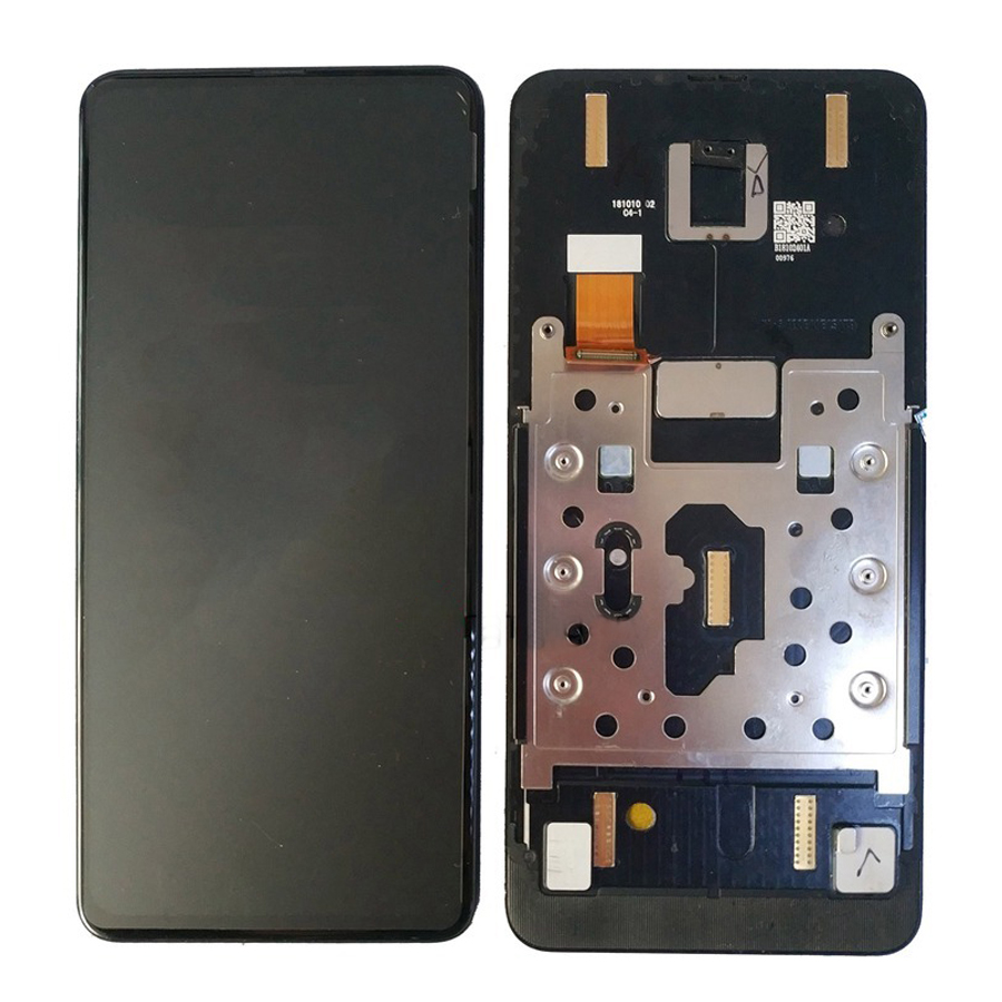 Super LCD For XIAOMI MIX 3 Display Touch Screen Digitizer Assembly With Frame For Mi Mix3 Mix 3 LCD