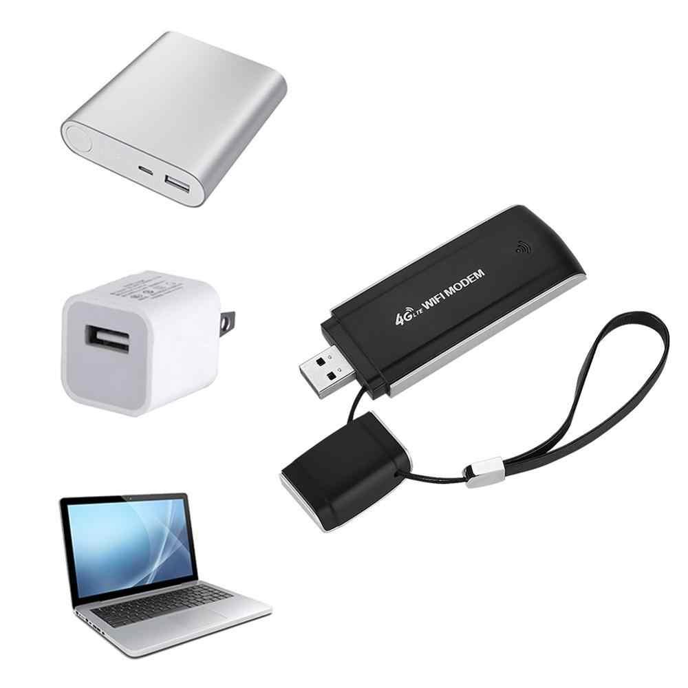 4G المحمولة USB واي فاي محول مودم بطاقة الشبكة اللاسلكية (الفرقة: FDD: B1/B3/B5) دعوى لنظام التشغيل Windows OS X 10.5 كمبيوتر محمول