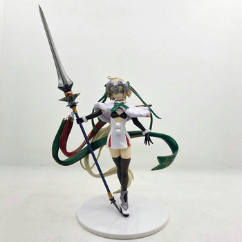 1pcs Japanese Anime Fate Grand Order FGO Jeanne d'Arc Alter Santa Lily Ver. 1/8 scale PVC action figure model toys doll Gift new 2