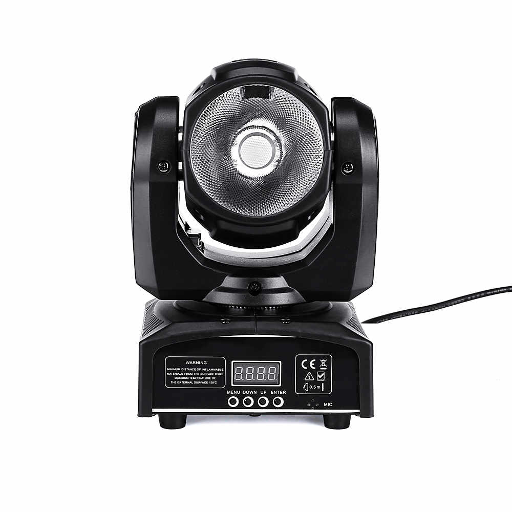 60W Led RGBW 4in1 Beam Moving Head Light Beam Moving Heads Lights Super Bright LED DJ Spot Light Dmx Control Lights