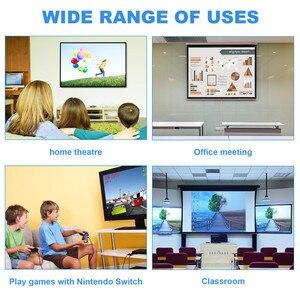 Image 5 - USB C Hub 5 IN 1 USB C HDMI VGA Dual Display Adapter con USB 3.0*3 HDMI 4K VGA 1080P @ 60HZ Thunderbolt 3 Tipo C Hub per Macbook