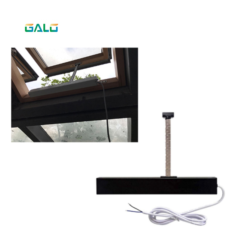 Explosion Models Automatic Greenhouse Casement Window Opener 300mm