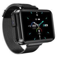Reloj inteligente T91 para hombre, pantalla IPS de 1,4 pulgadas, TWS, inalámbricos con Bluetooth Auriculares, llamadas