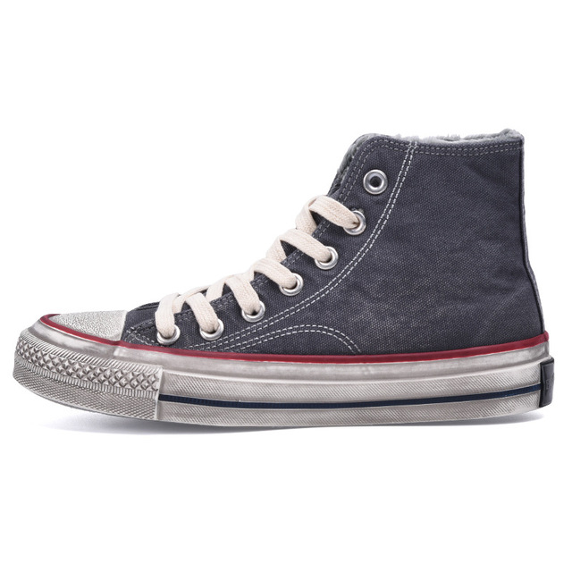 Women Velvet Winter Sneaker