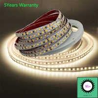 CRI 95 + 5 Anni di Garanzia Luci di Striscia del LED 5m 24V 12V 120LED/m IP20 Per LED Luci della Stanza