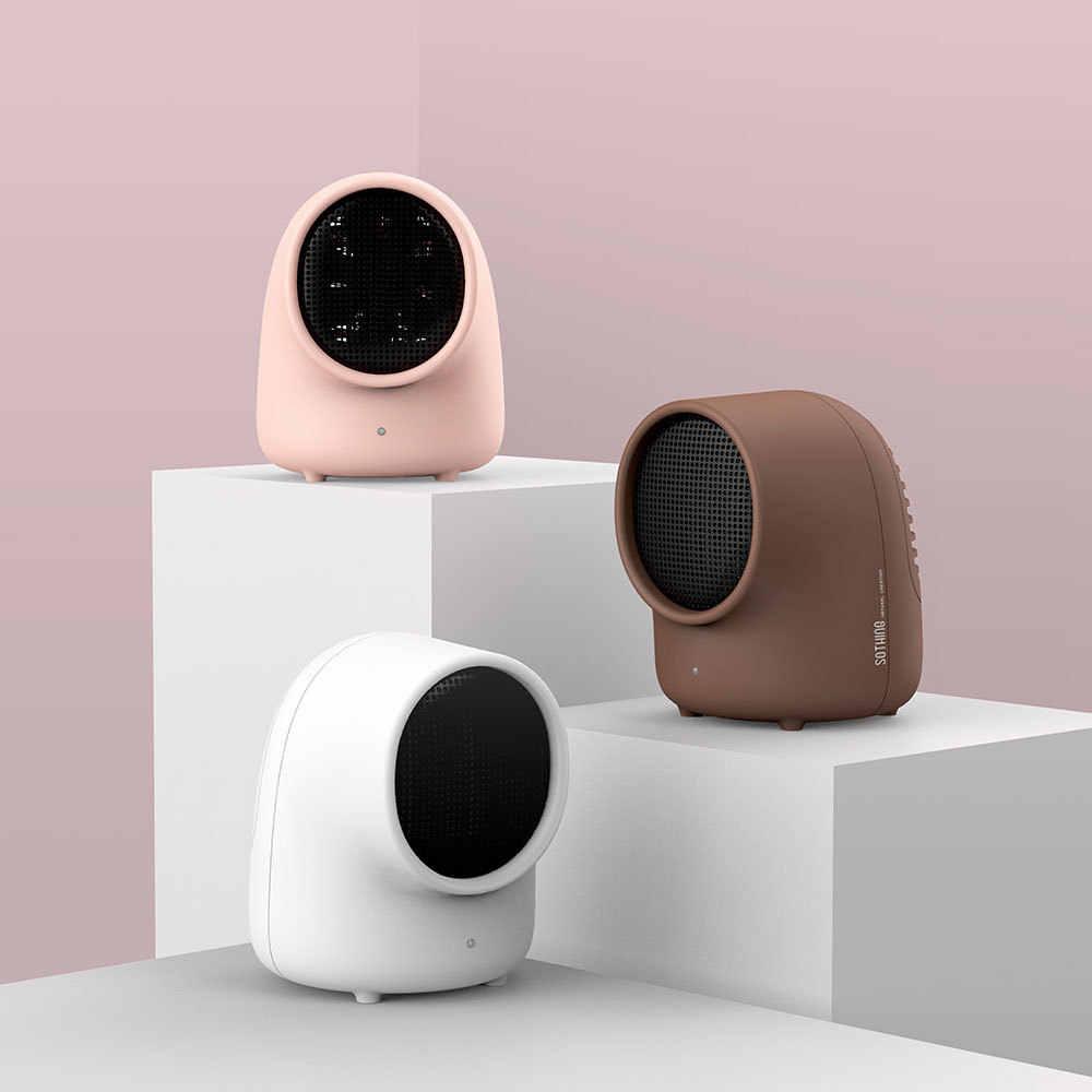 Om Van Sothing Kleine Dai Persoonlijke Warme Luchtblazer Office Mini Desktop Heater Kleine Huishoudelijke Energiebesparende