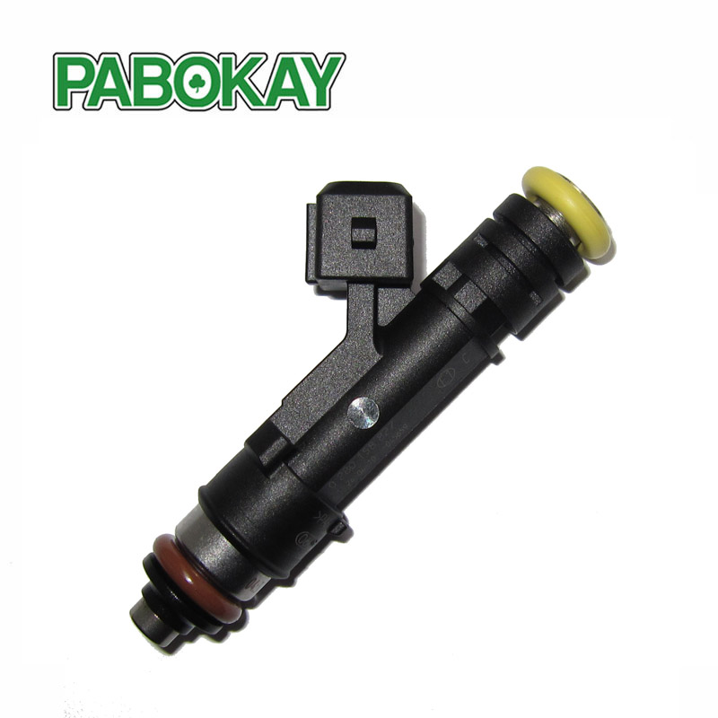 Genuine 160lbs 1700cc 0280158827 alta impedância CNG injetor de combustível 0280 158 827 E85
